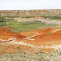Кирпичная глина, Джамбул