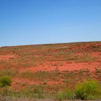 Red soil, Джезды