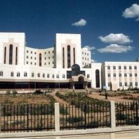 samsung hospital, Джезказган