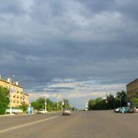 Main square, Жарык