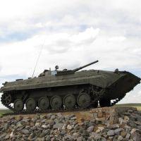 БМП-1, Жарык