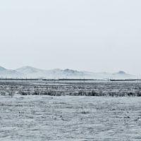 Karaganda hills / Карагандинские сопки, Жарык
