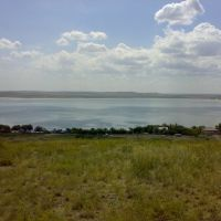 Топарское водохранилище, Жарык