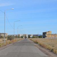 Қаражал қаласы, Каражал