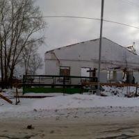 ул. Набережная Северной Двины - вид от Шубина до Вологодской, Никольский
