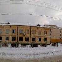 Больница Симашко, Никольский