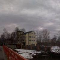 360 мост в кемский посёлок, Никольский