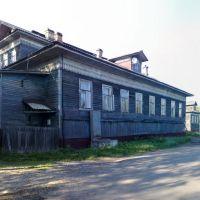 ул. Краснофлотская, Никольский