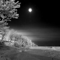 зимняя ночь, Никольский