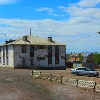 Будинки Сталінського типу, Сарышаган