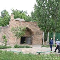 Тараз, мечеть 9 века н.э., Тараз