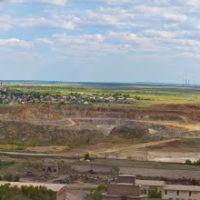 Мегапиксельная панорама Актау, Актау