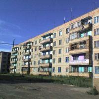 35 дом, Актау