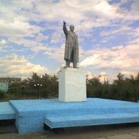 памятник Ленину, Актау