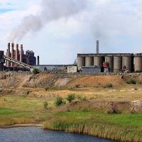 Цементный завод, Актау