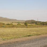 дорога на пионерский лагерь, Карагайлы