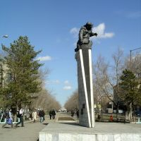 Nurken Abdirov street, Караганда