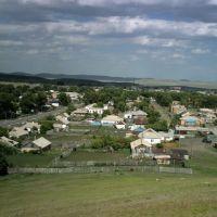 Вид на город, Каркаралинск
