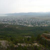 Каркаралинск, Каркаралинск