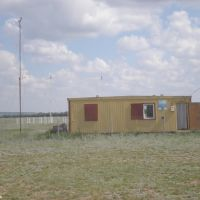 Метеостанция в Киевке, Карагандинская обл., Киевка