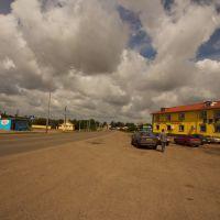 Евразия Сфера с этого места - http://www.360cities.net/image/osakarovka, Осакаровка