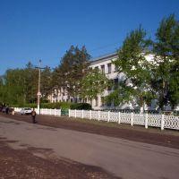 """КГУ """"Гимназия № 9 п. Осакаровка"""", Осакаровка"""