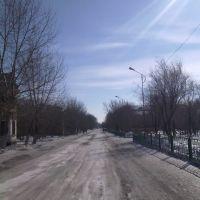 Саранская улочка, Сарань