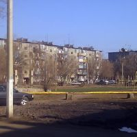 Двор, Сарань