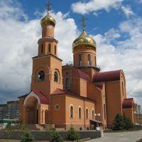 Никольский собор, Темиртау
