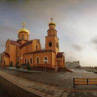 Православная церковь, Темиртау