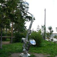 Саксофонист, Темиртау