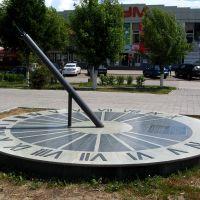 Солнечные часы, Темиртау