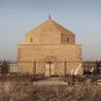 Zhuban-Ana mausoleum, Токаревка