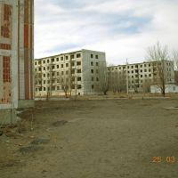 Брошенные дома, Токаревка