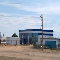 Атасу. Вид с трассы А17 / Atasu (A17 Road View), Ульяновский