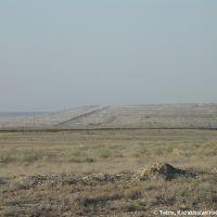 Road A344 Karaganda-Zhezkazgan, Аралсульфат