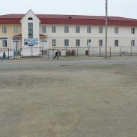Новый поликлиника, Аральск