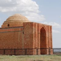 Мавзолей Алаша-Хана, Тасбугет