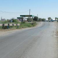 Дорога в Гигант (ныне Бидайколь), Чиили