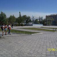 площадь перед Акиматом, Чиили