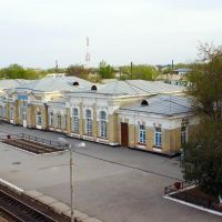Shieli railway terminal, Чиили