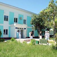 Больница в РУ-6, Чиили