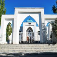 Центральная Мечеть города Шиели, Чиили