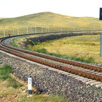 22d km of railway Shar – Ust-Kamenogorsk, Алексеевка