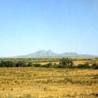 Вид на гору Аиртау, Алексеевка