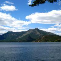 Lake Borovoe, Kazakhstan, Боровое