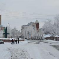 Бурабай ауылы, Боровое