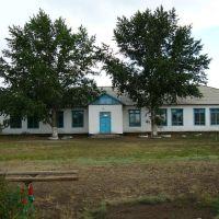 Ленинское. Школа, Володарское