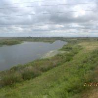 Ishim (Yesil) River, Володарское