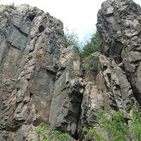 Скалы Акана, Володарское